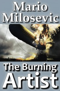 the burning artist cover